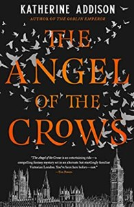 the angel of crows